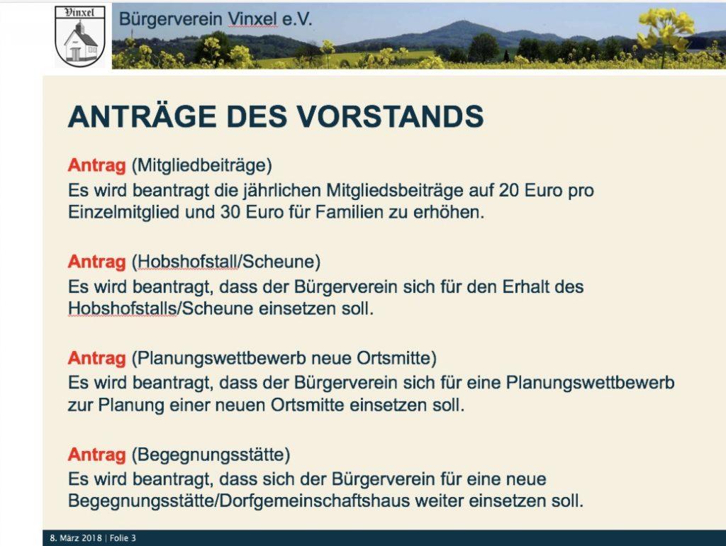 Erinnerung: Jahreshauptversammlung morgen Freitag um 19:30 Uhr im Bürgerkeller – Bürgerverein ...